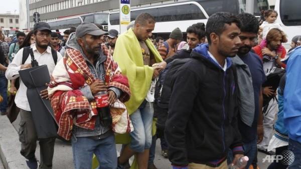Summit Balcanico in Austria sui migranti, la Grecia esclusa