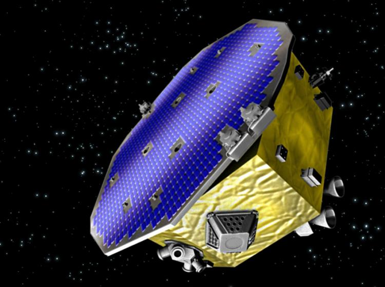 LISA Pathfinder ora alla ricerca di onde gravitazionali