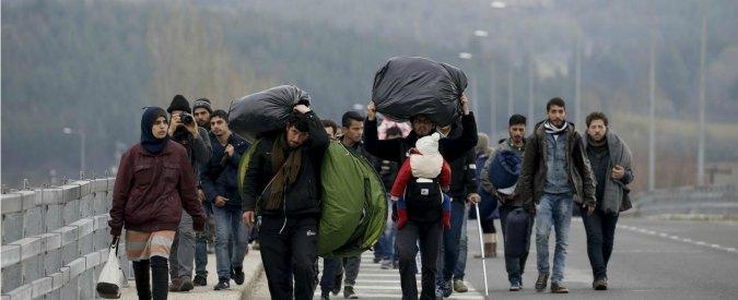 Fenomeno migranti: gravi scontri al confine tra Grecia e Macedonia