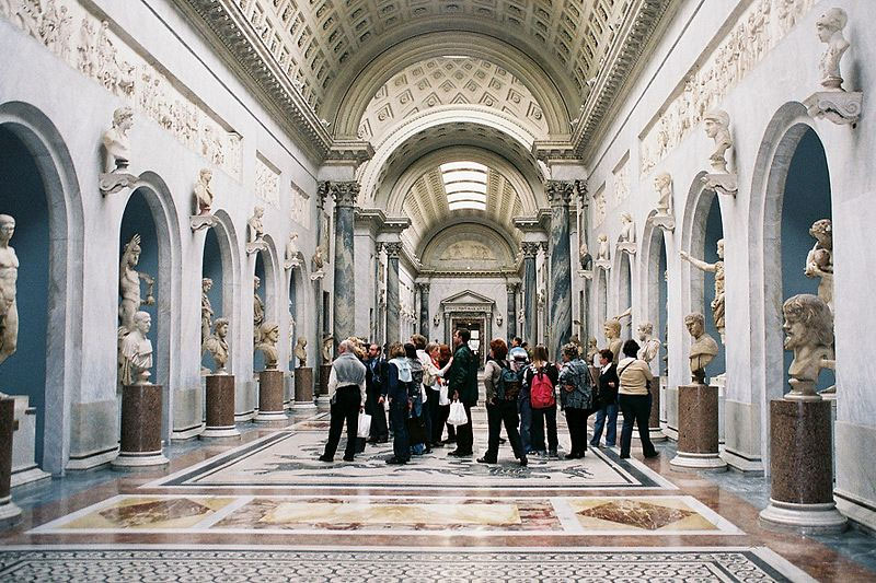 musei roma natale