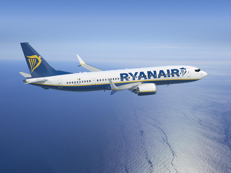 oli Low Cost Ryanair Dicembre 2016-Gennaio 2017