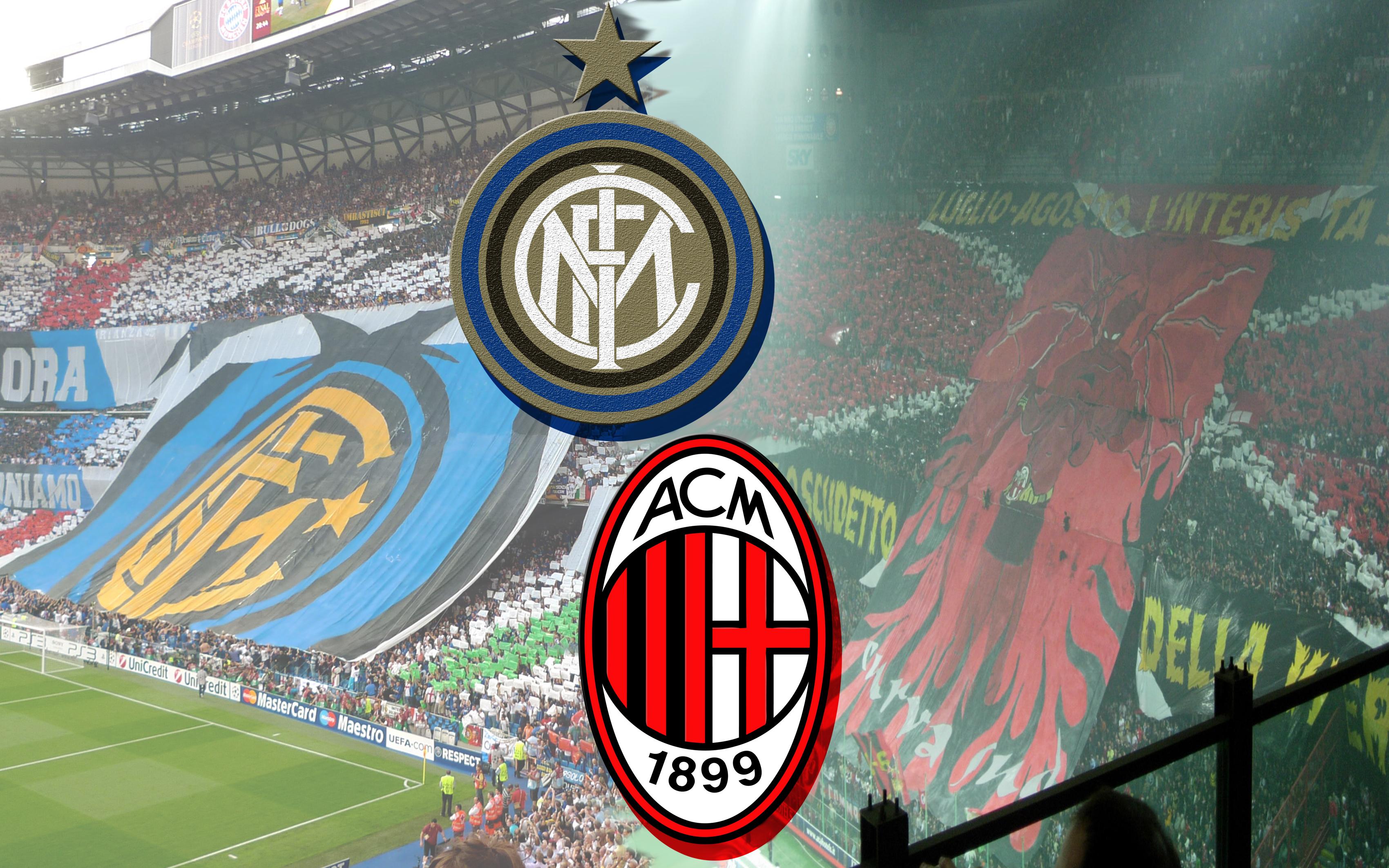 Derby Milan Inter 2016