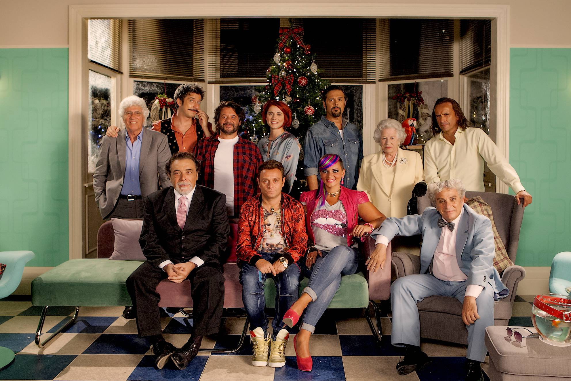 Cinepanettoni Natale 2016